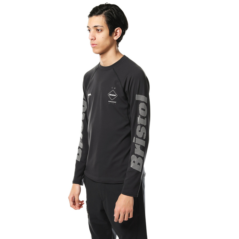UNDER LAYER CREW NECK TOP(FCRB-192072)
