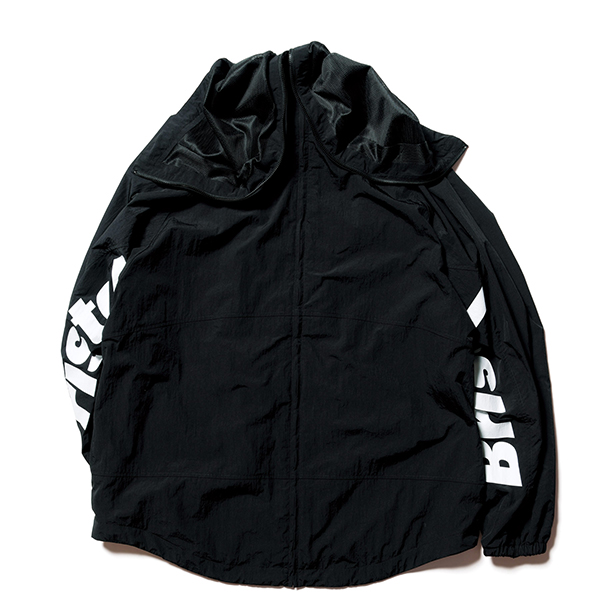 SEPARATE WIDE JACKET(FCRB-200037)