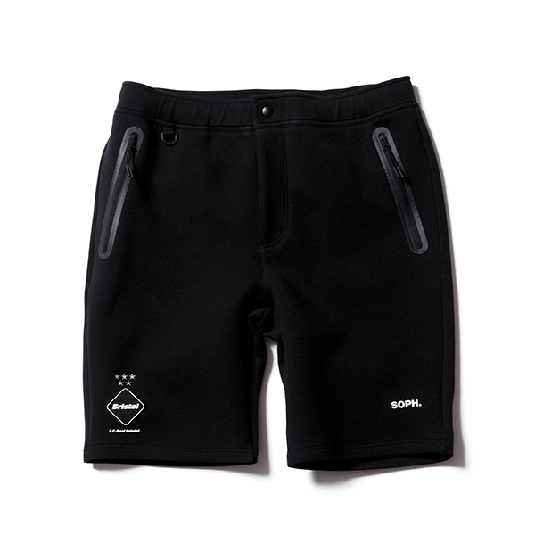 SWEAT TRAINING SHORTS(FCRB-200048)