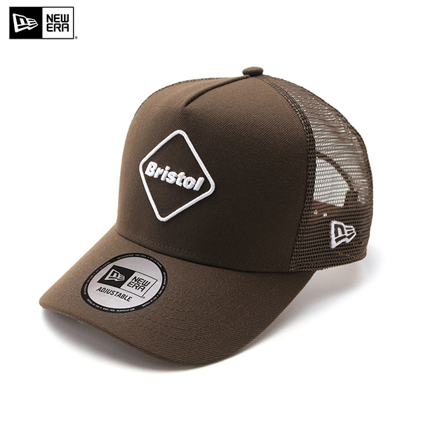 NEW ERA EMBLEM MESH CAP
