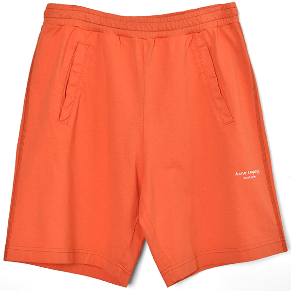 Fort Short Stamp/MANDARIN ORANGE