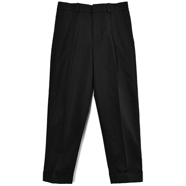 Pierre Light Cotton Tw/BLACK