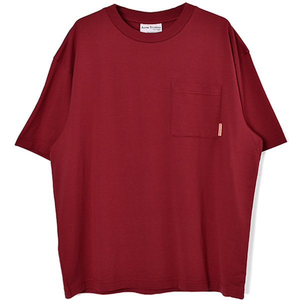 Extorr Pocket Pink Label/BURGUNDY