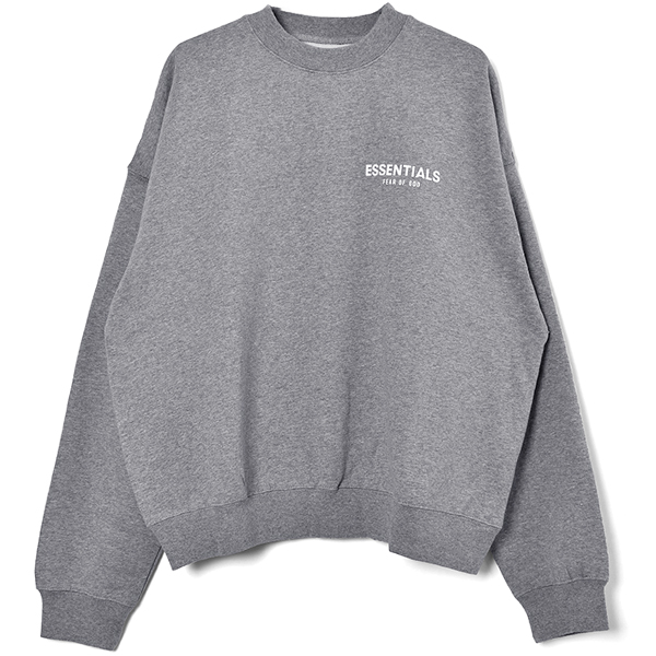 FOGE CREW SWEAT/GRAY