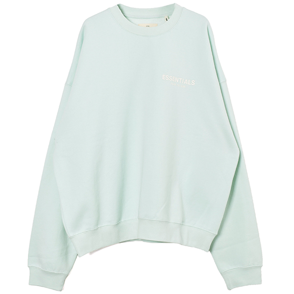 FOG CREW SWEAT/MINT