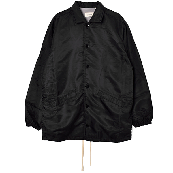 FOG COACH JACKET/BLACK