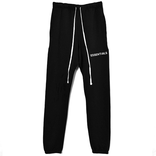 FOG SWEAT PANTS/BLACK