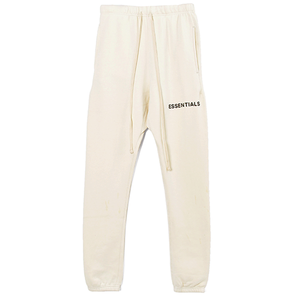 FOG SWEAT PANTS/CREAM