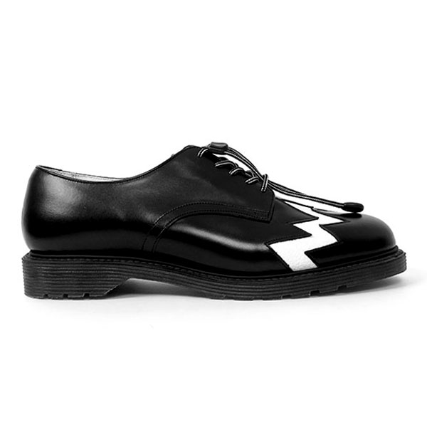 S.S.SHOES(THUNDER)/BLACK/WHITE