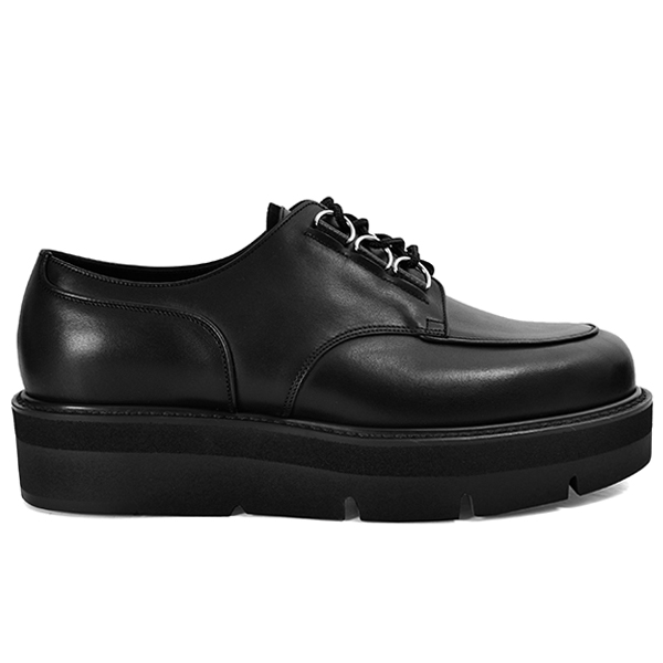 CHAOS U-TIP SHOES/BLACK