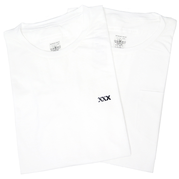 PACKTEE/WHITE(GX-A19-1701-276)
