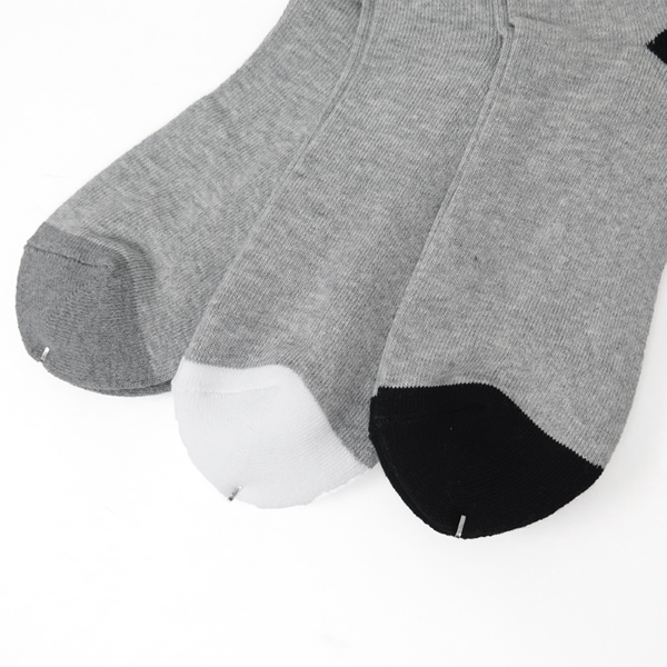 SOCKS/GRAY(GX-A19-5804-278)