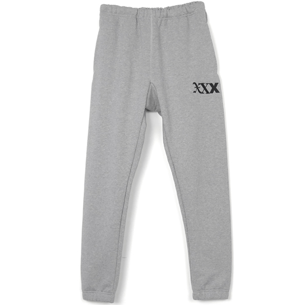 SWEATPANTS/GRAY(GX-A19-6204-275)
