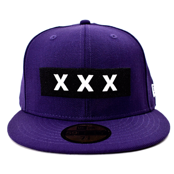 CAP/PURPLE(GX-A20-HT-04)
