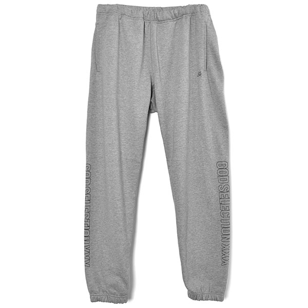 SWEAT PANTS/GRAY(GX-A20-PT-05)