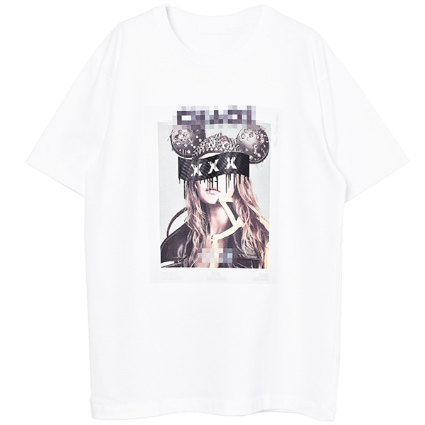 T-SHIRT/WHITE(GX-A20-ST-04)