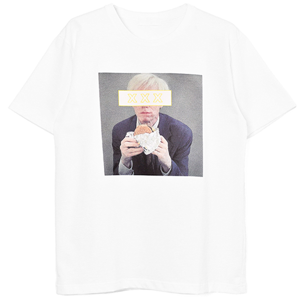 T-SHIRT/WHITE(GX-A20-ST-05)