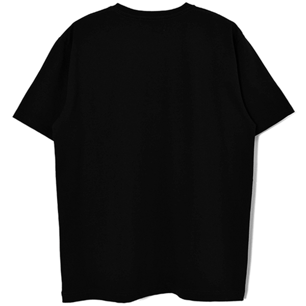 T-SHIRT/BLACK(GX-A20-ST-20)