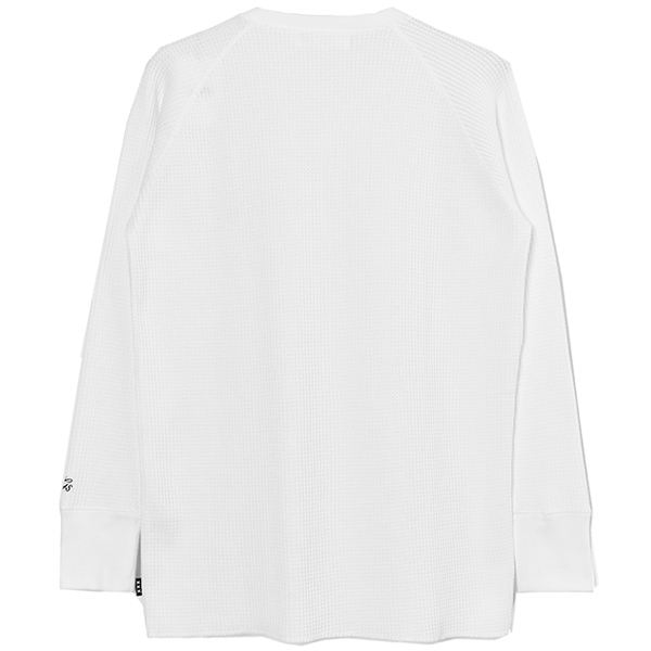 THERMAL TEE/WHITE(GX-A20-TH-01)