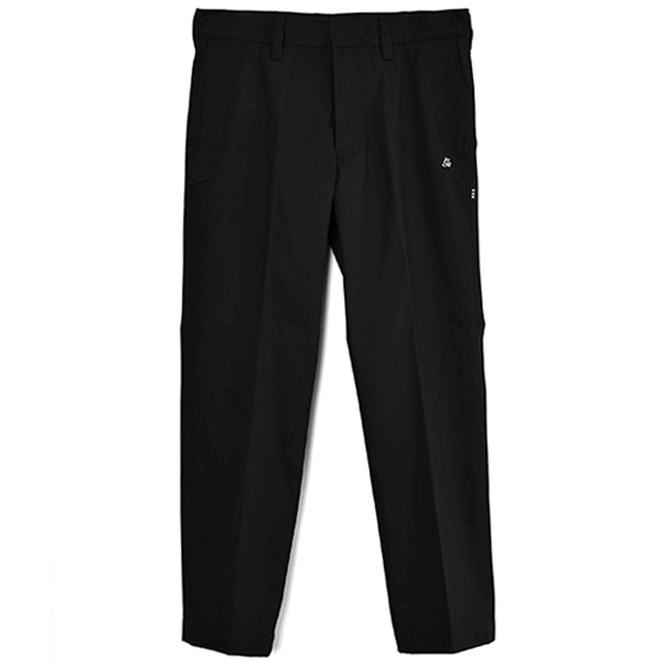 CHINO PANTS/BLACK(GX-A21-PT-01)