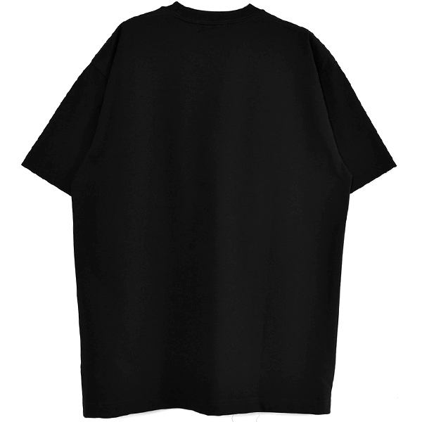 T-SHIRT/BLACK(GX-A21-ST-10)