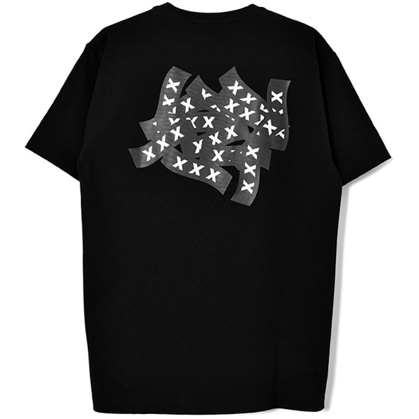 T-SHIRT/BLACK(GX-S19-ST-27)