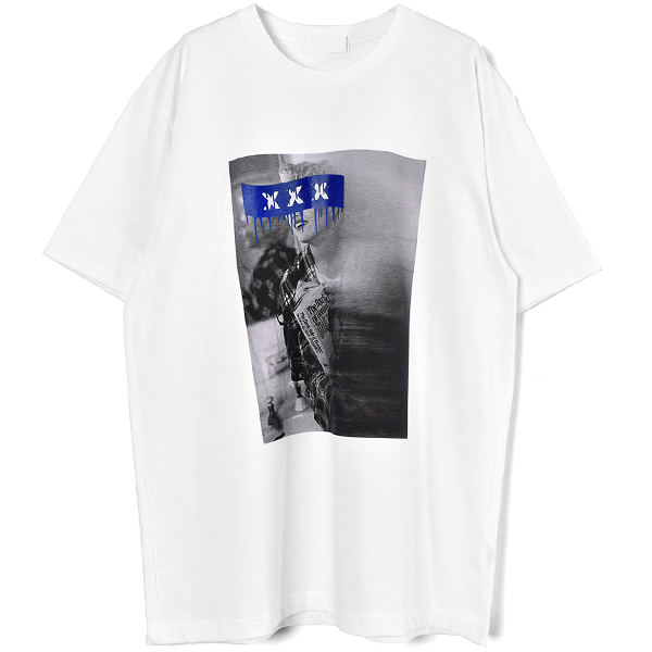 T-SHIRT/WHITE(GX-S20-ST-06)
