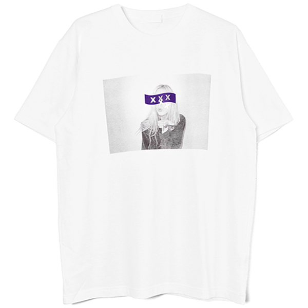 T-SHIRT/WHITE(GX-S20-ST-19)
