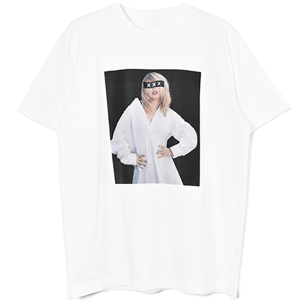 T-SHIRT/WHITE(GX-S20-ST-22)
