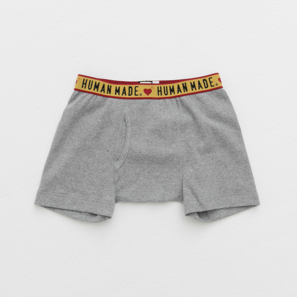 HMMD BOXER BRIEF/GRAY