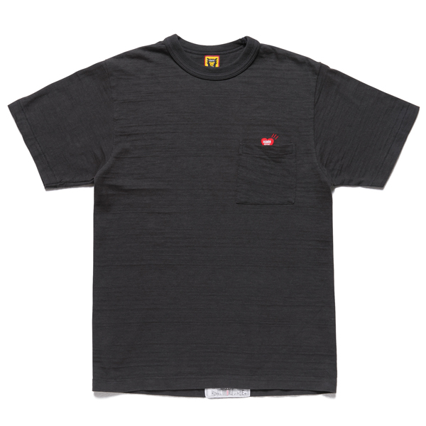 POCKET T-SHIRT/BLACK