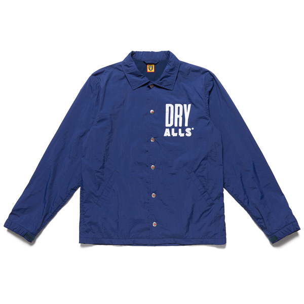COACH JACKET/NAVY
