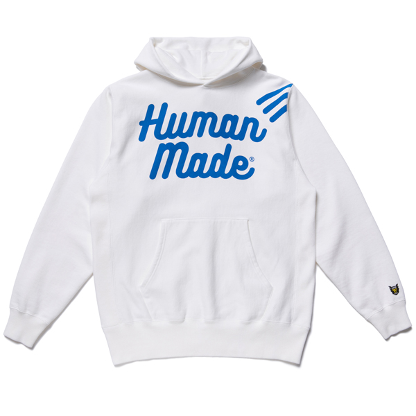 PULLOVER HOODIE/WHITE