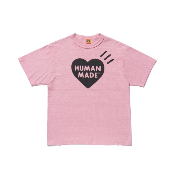 COLOR T-SHIRT #2/PINK