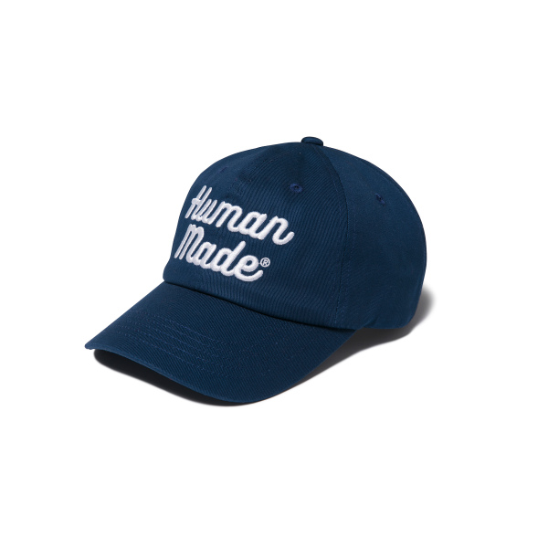 6PANEL TWILL CAP/NAVY