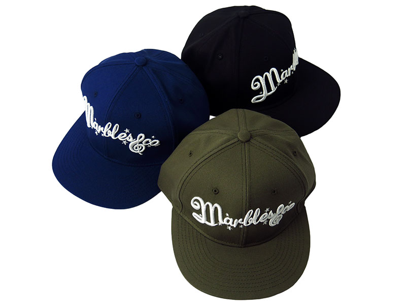 NEO-LOGO SNAP BACK CAP(MAC-A1701)