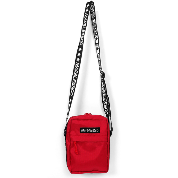 SHOULDER BAG/RED(MAC-A1804)