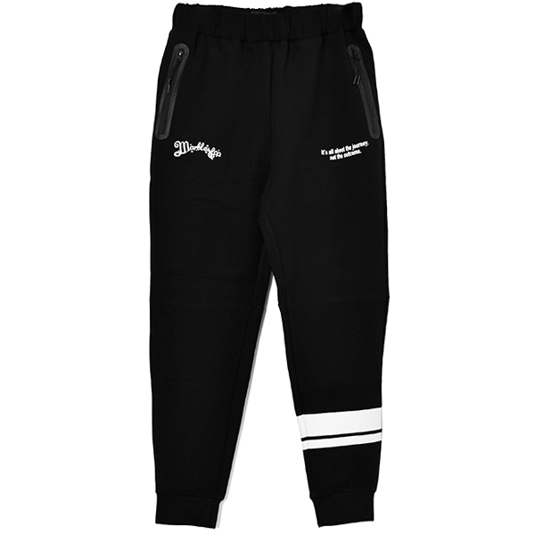 TECHNOLOGY SWEAT PANTS/BLACK