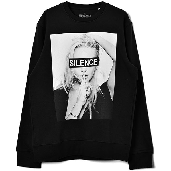 silence SWEAT/BLACK