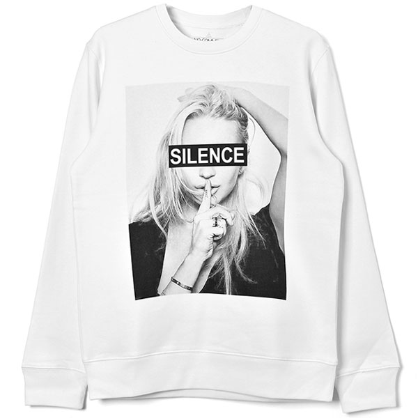 silence SWEAT/WHITE