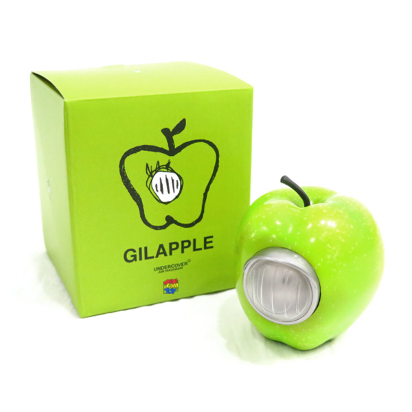 GILAPPLE LIGHT GREEN[MEDICOM TOY]