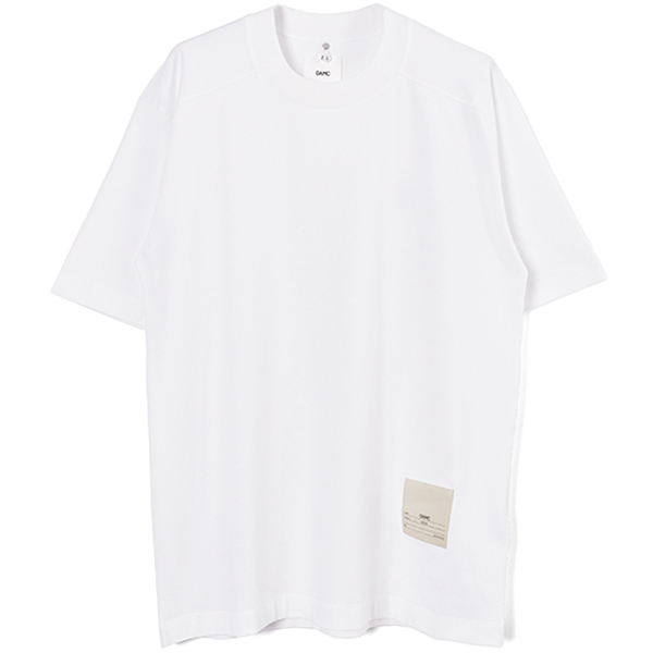 JAY S/S TOP/WHITE