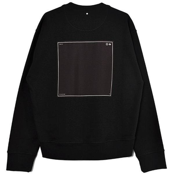 MARK CREWNECK JERSEY KNITTED/BLACK