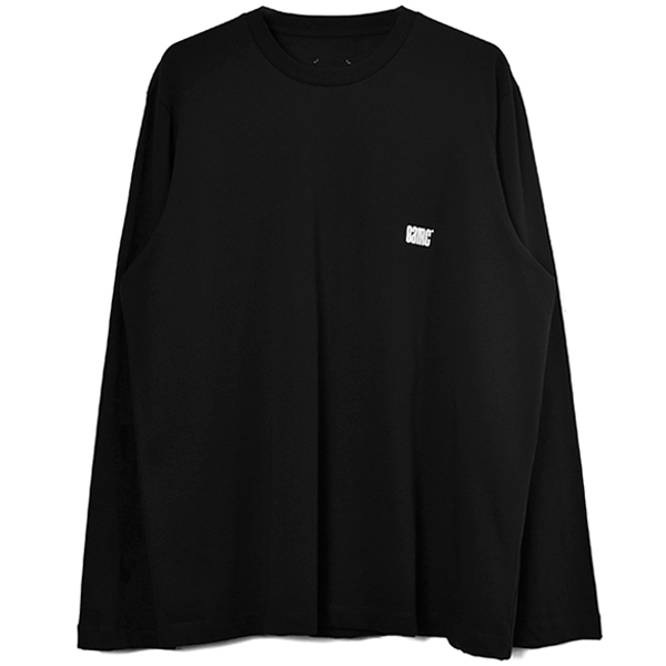 RIDGE L/S T-SHIRT JERSEY KNITTED/BLACK