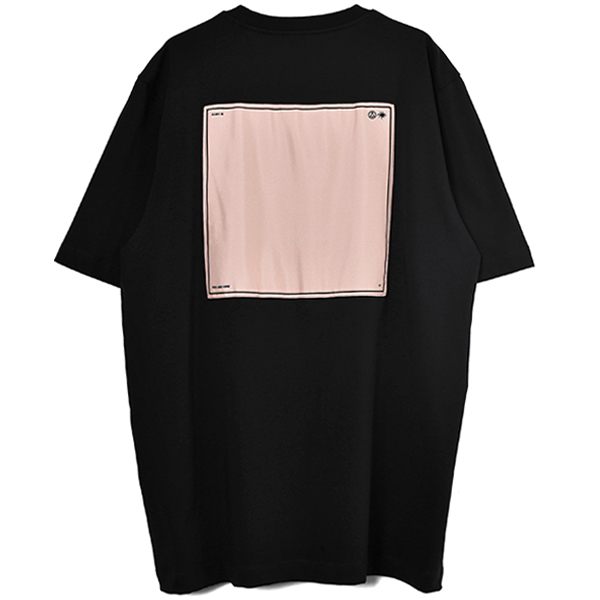 MARK T-SHIRT/BLACK