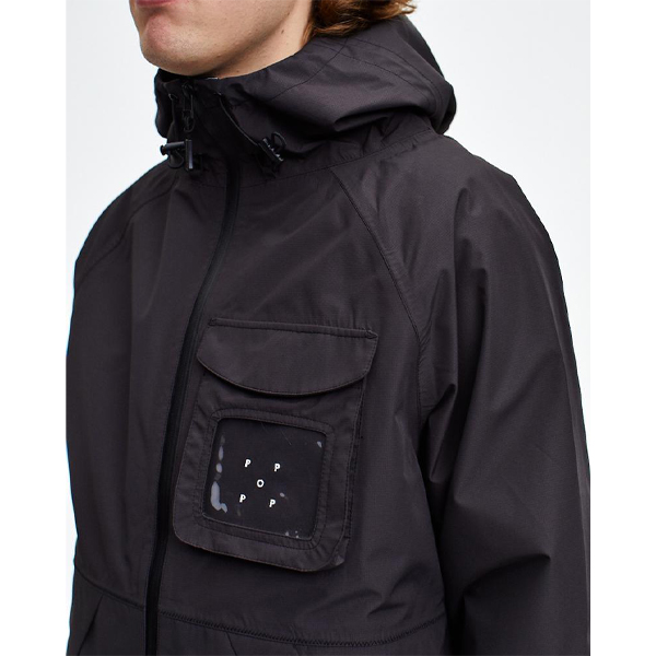 Pop Oracle Jacket/Anthracite
