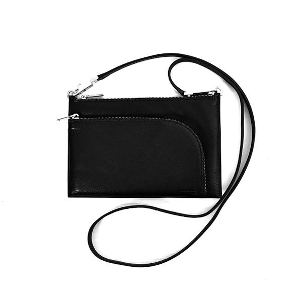 CLUB POUCH/BLACK