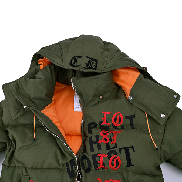 DOWN JACKET/KHAKI