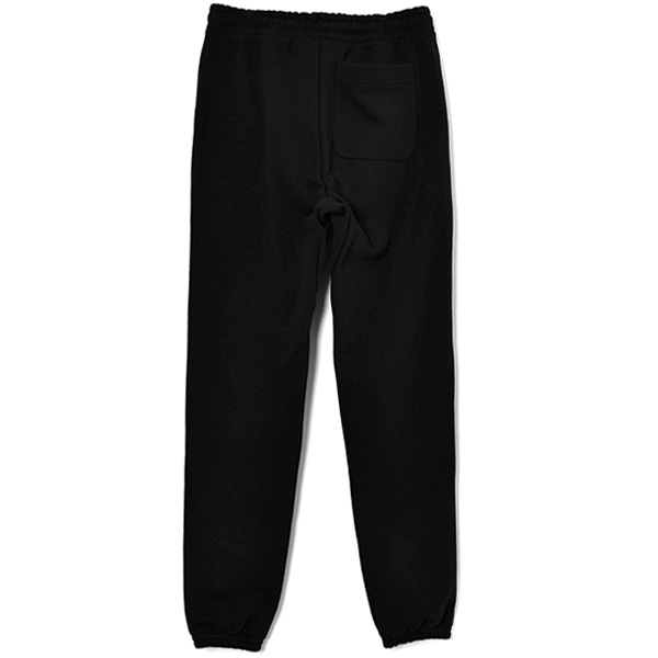 SWEAT PANTS/BLACK