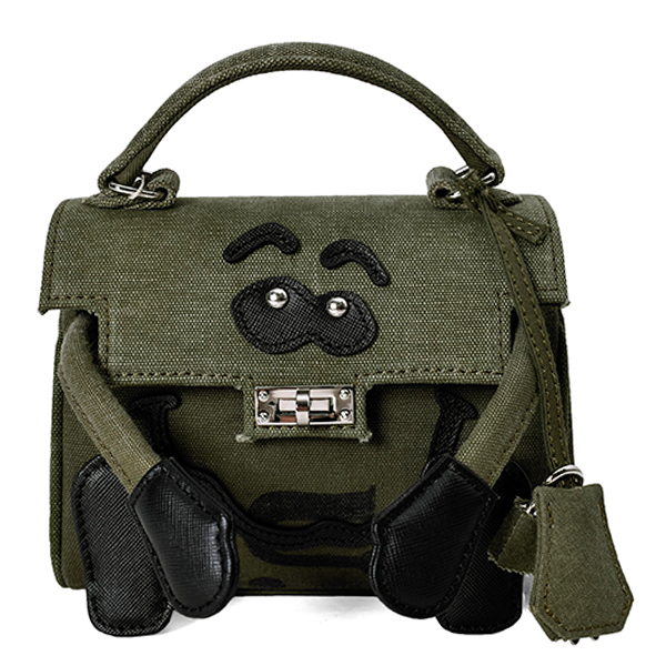 MONSTER BAG NANO/KHAKI